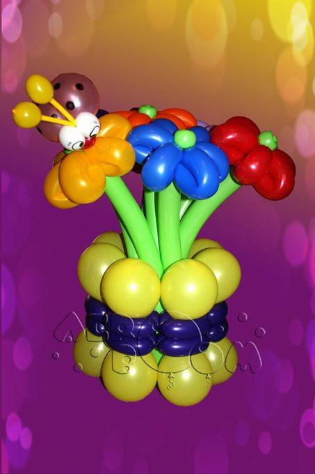 Животные из воздушных шаров мастер класс с пошаговым фото